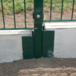 Montage Betonplatten
