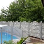 Sichtschutz Beton